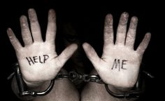 Hands-in-chains-help-me