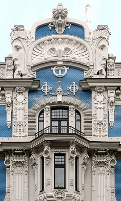 Riga's architecture is intriguing, but the most impressive buildings belong to the Art Noveau movement.   If you're an architecture lover, this Riga Art Noveau Tour must go to your travel list now:  http://www.veltra.com/en/europe/baltic_states/a/102545