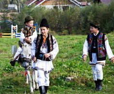 Boys in Traditional Dress