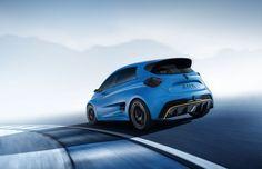 Renault Zoe E-sport concept revealed – 456bhp, four-wheel drive ...
