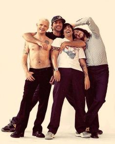 Red Hot Chili Peppers - So glad I got to see these guys while John Frusciante was still in the band.