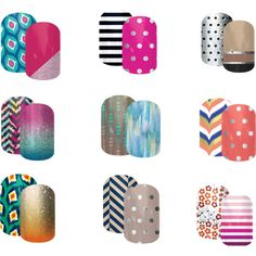 Go to:  http://Karenskrazynails.jamberrynails.com to get your own pair of nails