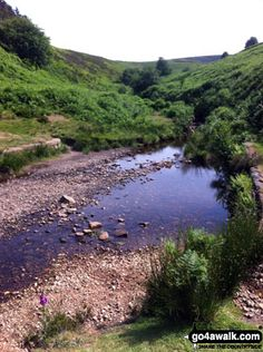 Walk Picture/View: The Porter or Little Don River in The Peak District, South Yorkshire, England by Jeff Kerins (20)