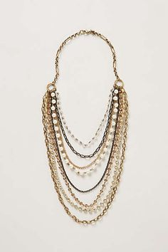 Anthropologie - Brasserie Layered Necklace