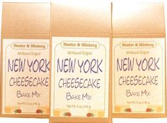 Original New York Vanilla Cheesecake Mix *** Check out the image by visiting the link.(This is an Amazon affiliate link and I receive a commission for the sales)