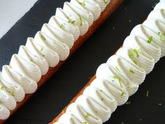 Le p'tit grain de sucre: 200 likes!!!-Baba au Rhum Chantilly Citronnelle de Christophe Michalak #babaaurhum #chantilly #citronnelle #ChristopheMichalak