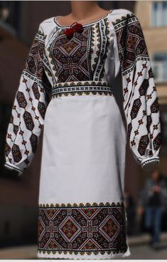 Ukrainian vyshyvanka-Ukrainian style, UKRAINE
