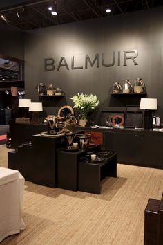 Homevialaura | Maison & Objet 2015 | Paris Nord Villepinte Exhibition Centre | Balmuir Stand in Hall 4