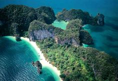 Koh Hong Island, Krabi, Thailand