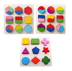 YIXIN Wooden Geometric Shape Sorter Puzzle Board Building Block Toy Puzzle Bricks for 2-year-old Early Education YIXIN http://www.amazon.com/dp/B00WVZISPG/ref=cm_sw_r_pi_dp_szx0vb1F7R8BC
