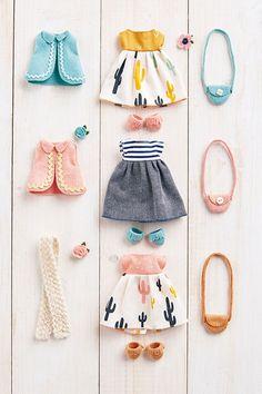 Résultats de recherche d'images pour «doll clothes »