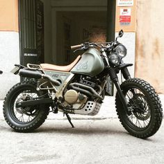 Honda Dominator by Cafe Racer Dreams. http://overboldmotorco.tumblr.com/post/132152178619/here-and-now-crd62-by-caferacerdreams