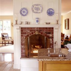 French Country Kitchen Traditional Spaces Portland Mosaik Design Remodeling