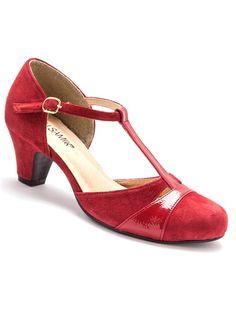 49d7a436773 salomé rouge - Recherche Google Talons Confortables