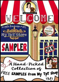 Sample My TpT Store Featuring Freebies from Five Products. This freebie is provided as a glimpse inside my shop - and a quick way for you to download a few freebies at once. It features a quick critique, create-a-foil from my Archetypes lesson, logical fallacies role play game, four designs of sticky notes, and 2017 mini-calendar kaleidoscope design. Enjoy! And I hope you visit my shop again soon!