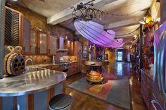 Steampunk Home Decor