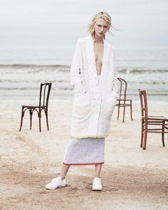 surface to air: juliana schurig by ward ivan rafik for russh april/may 2014   visual optimism; fashion editorials, shows, campaigns & more!