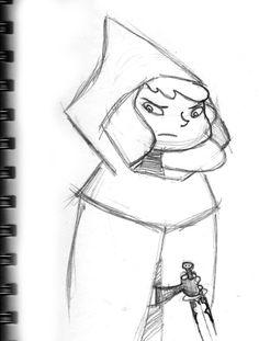 Sketchbook: 11-2013 by BRIAN HUFF, via Behance