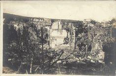 (1915-18) Salis, distruzione
