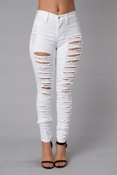 Shops Skinny jeans and Products on Pinterest