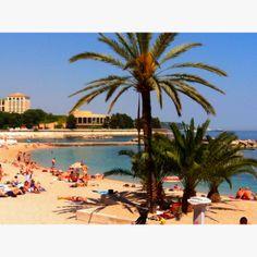 Monaco Beach-Club #www.frenchriviera.com
