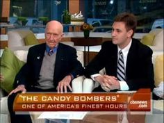 Candy Bombers Remembered - YouTube