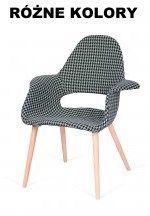Krzesło Plush Arm - Krzesła kuchenne - zdjęcia, pomysły, inspiracje - Homebook