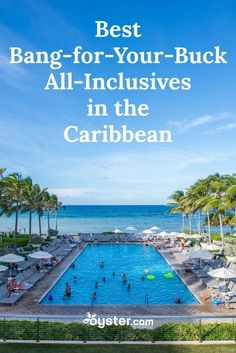 The is packed with all-inclusive properties, ranging from cheap spots with subpar food and disappointing ente All Inclusive Carribean Resorts, Cheapest All Inclusive Resorts, Honeymoon Destinations All Inclusive, Travel Destinations, Honeymoon Ideas, Bora Bora All Inclusive, Affordable Honeymoon, Cheap Tropical Vacations, Tropical Beaches