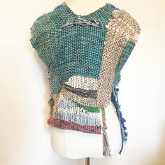 handwoven tunic