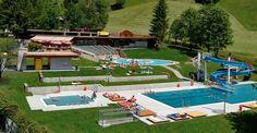 Solarbad Dorfgastein Solar, Kirchen, Baseball Field, Austria, Basketball Court, Tourism, Alps, Baseball Park, Sun