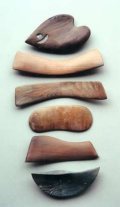 I need these ASAP.   Chris Weaver driftwood ceramics tools - arranged so beautifully, like a work of art - Andy Goldsworthy comes to mind