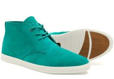 Strayhorn Unlined Caribbean Suede - Picar