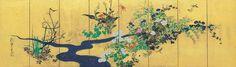 酒井抱一 Sakai Houitsu (1761-1829)