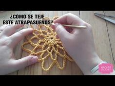YouTube Crochet Mandala, Crochet Doilies, Mobiles, Shrugs And Boleros, Diy And Crafts, To My Daughter, Crochet Patterns, Stitch, Dream Catchers