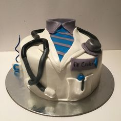 Doctor Cake by Pastelices