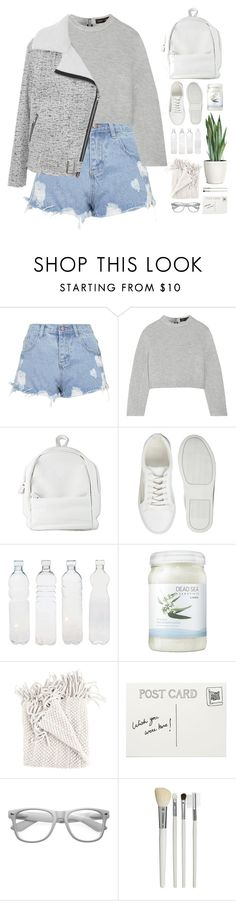 """WANNA GET LOST IN UR LUNGS"" by emmas-fashion-diary ❤ liked on Polyvore featuring Topshop, Proenza Schouler, ASOS, Seletti, Ahava, Club Monaco, Retrò, Cath Kidston, Glamorous and women's clothing"