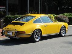 1972 Porsche 911 - S Sunroof Coupe