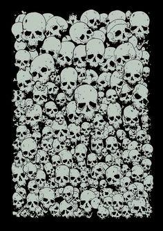 Pilares skull