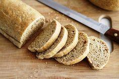 Homemade Cocktail Rye Bread