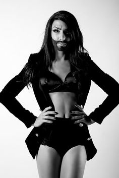 Conchita Wurst. So much fabulous I cannot even.