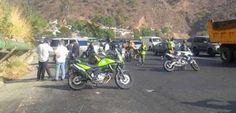 Asesinan a chofer en la autopista Caracas- La Guaira