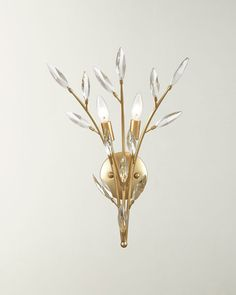 Flora Grace 2-Light Sconce