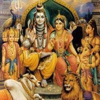 Shiva Parivar with Hanuman Kartikeya Ganesh Shiv ji Names Shiva Parvati Images, Mahakal Shiva, Shiva Art, Shiva Statue, Hindu Art, Lord Shiva Names, Lord Shiva Pics, Lord Shiva Family, Lord Rama Images