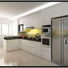 New Kitchen Layout Ideas Hdb Ideas New Kitchen Cabinets, Kitchen Cabinet Design, Kitchen Chairs, Modern Kitchen Design, Kitchen Layout, Interior Design Kitchen, Kitchen Furniture, L Shape Kitchen, Kitchen Mats