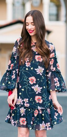 40 Spring Outfit Ideas That Are Cute - We Should Do This