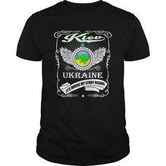 Awesome Tee  Kiev-Ukraine T shirt