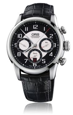 Oris RAID 2011 Chronograph Limited Edition - 01 676 7603 4094-Set-LS - Oris RAID - Oris - Purely mechanical Swiss watches.