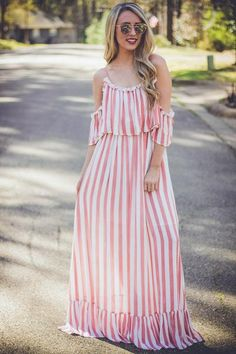Picture Perfect Striped Maxi Dress-[product_description]-[product_tag]-Stella B. Clothing