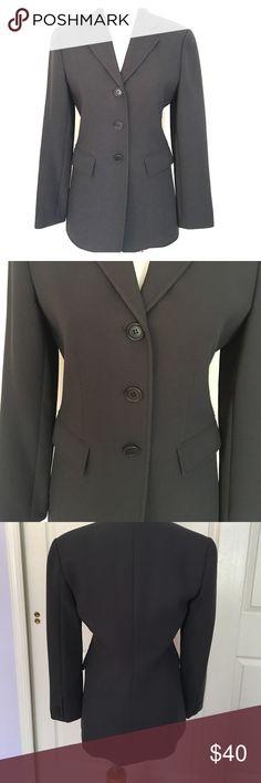 Guess Blazer GUESS Collection 3 button, notch collar , flap pocket blazer. Excellent condition. Guess Jackets & Coats Blazers
