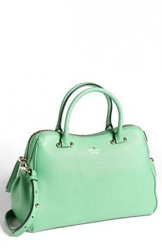 Beautiful Mint Satchel - Fashion and Love